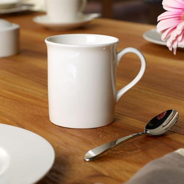 Twist White coffee mug, , large