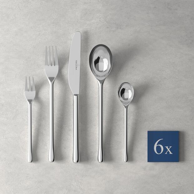Udine Cutlery set 30pcs 42x27x5cm, , large
