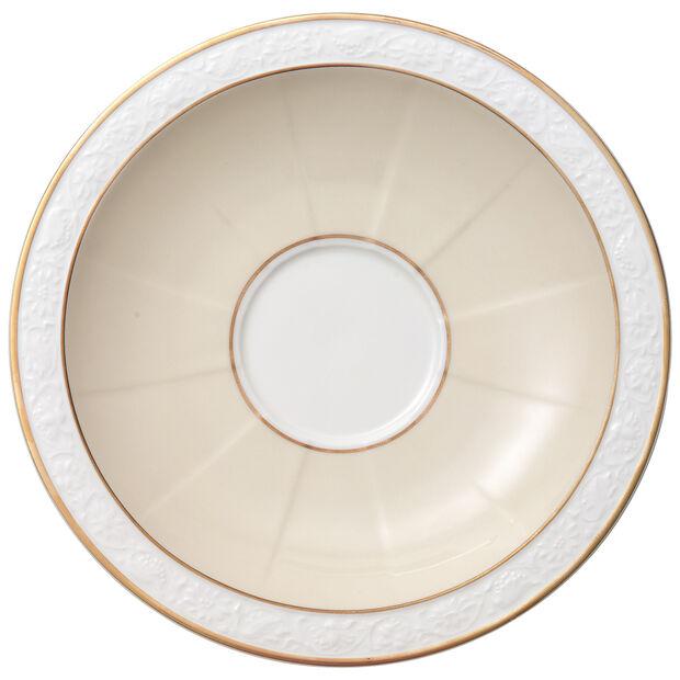Ivoire Saucer breakfast/soup cup 18cm, , large