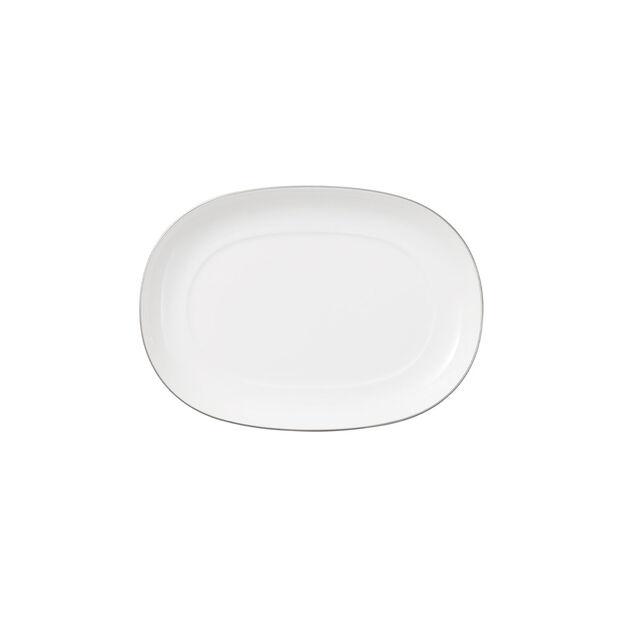 Anmut Platinum No.1 Pickle Dish/Saucer sauceboat 20cm, , large