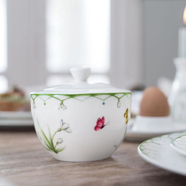 Colourful Spring sugar bowl, , large