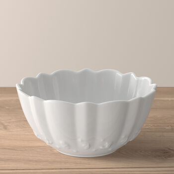 Toy's Delight Royal Classic large bowl, white, 960 ml