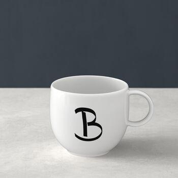 Letters Mug B 13x10x8cm