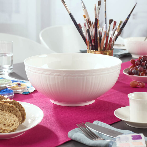 Cellini round bowl 21 cm, , large