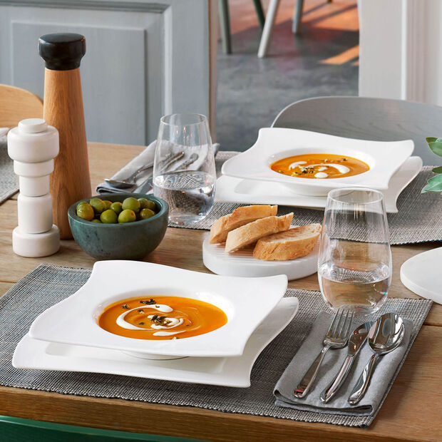NewWave basic dinner set 30 pieces, , large