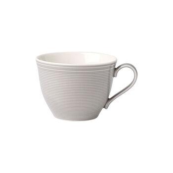 Color Loop Stone Coffee cup 12x9x7cm