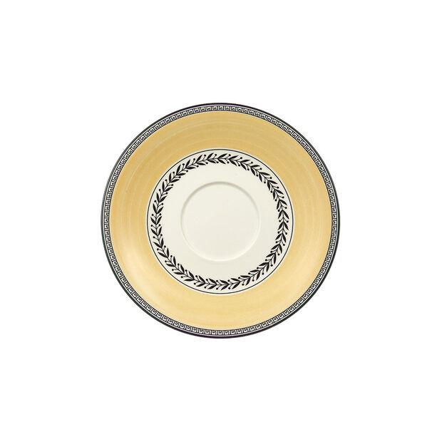 Audun Ferme Saucer breakfast/soup cup 18cm, , large
