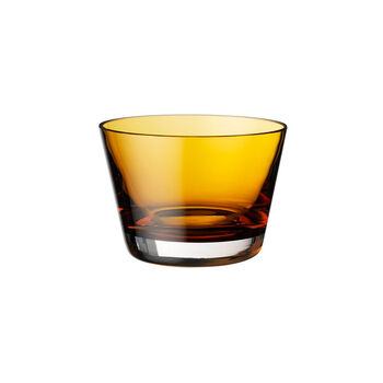 Colour Concept Bowl amber 120x84mm