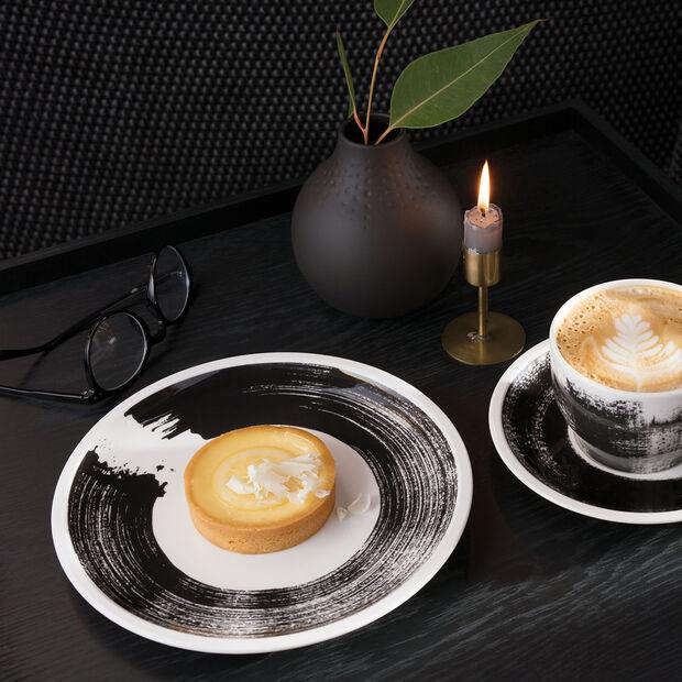 Coffee Passion Awake breakfast plate 2-piece set, , large