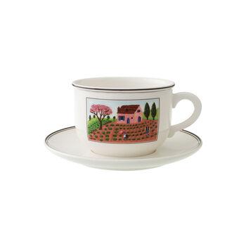 Design Naif Breakfast cup & saucer 2pcs