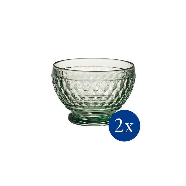 Boston coloured Bowl set, 2 pieces, , large