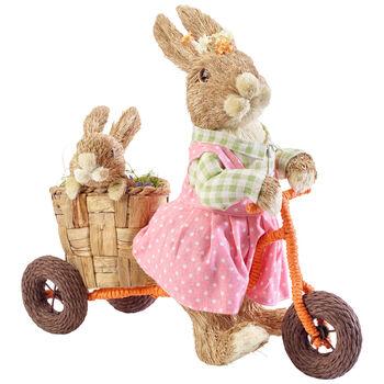 Spring Fantasy Accessories Rolling Bunny child 41x19x39cm