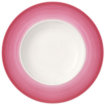 Colourful Life Berry Fantasy pasta plate