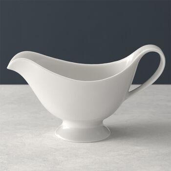 For Me sauce boat, white, 21 x 10 cm, 400 ml