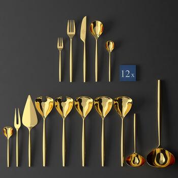 MetroChic d'Or Cutlery set 70pcs