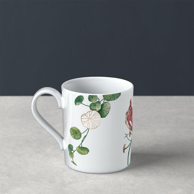 Avarua coffee mug, 300 ml, white/multicoloured, , large