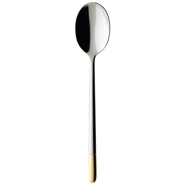 Ella partially gold plated Coffee spoon 142mm, , large