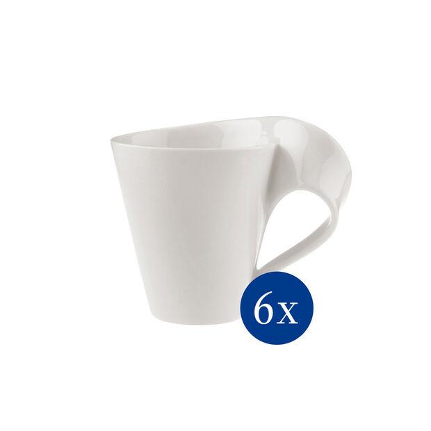 NewWave Caffè coffee mug, 300 ml, 6 pieces, , large