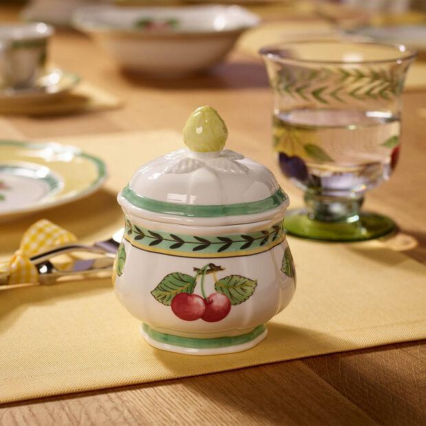 French Garden Fleurence sugar bowl, , large