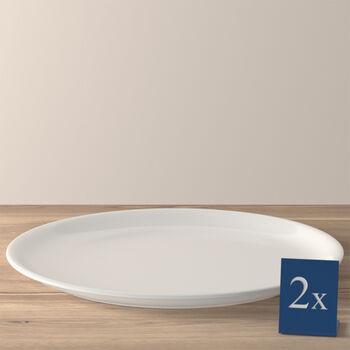Vapiano pizza plate 2-piece set