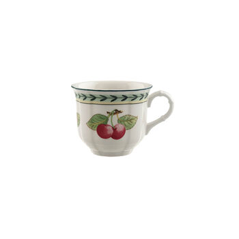 French Garden Fleurence coffee cup