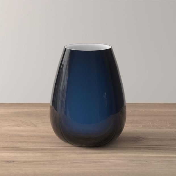 Drop small vase Midnight Sky, , large
