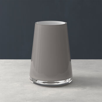 Numa Vase pure stone 200mm