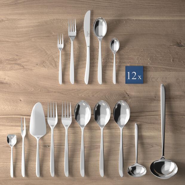 SoftWave Cutlery set 70pcs 49x34x13cm, , large