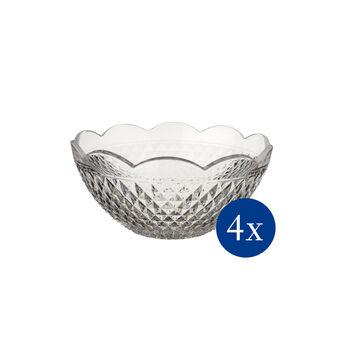 Boston Flare Individual bowl Set 4 pcs 13cm