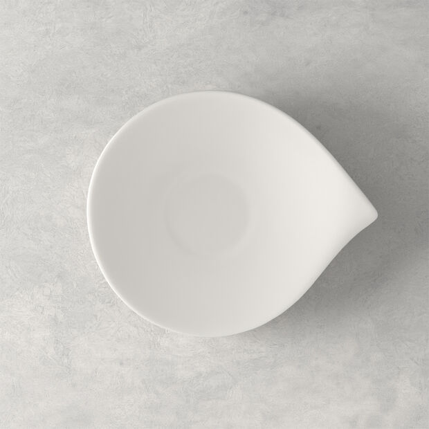 Flow coffee cup saucer, , large