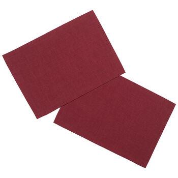 Textil Uni TREND Placemat bordeaux S2 35x50cm