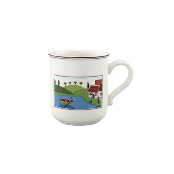 Design Naif coffee mug Boat