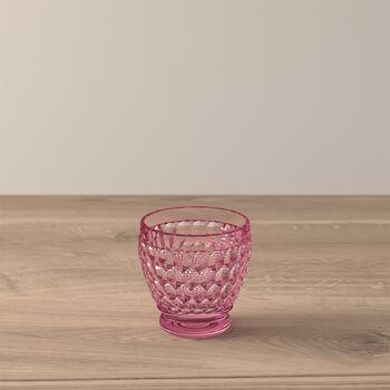 Boston Coloured Shot glass Pink