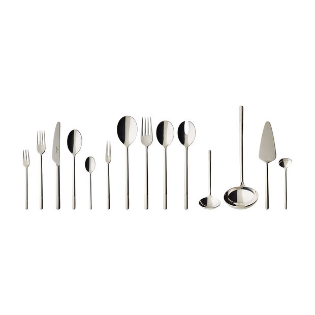 Ella satin Cutlery set 70pcs, , large