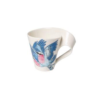NewWave Caffè coffee mug Lilac-Breasted Roller