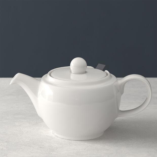 For Me teapot, white, 450 ml, , large