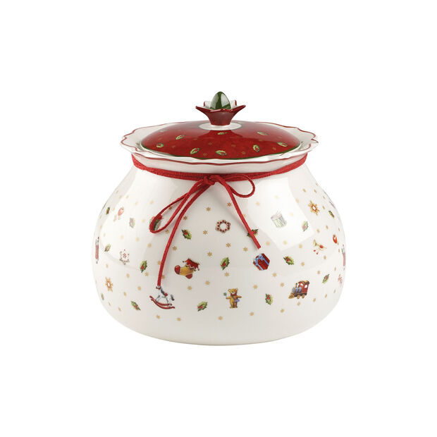 Toy's Delight large storage jar, , large