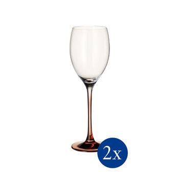Manufacture Glass White wine goblet Set 2pcs 240mm