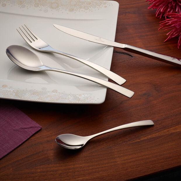 Modern Line Cutlery set 70pcs 49x34x13cm, , large