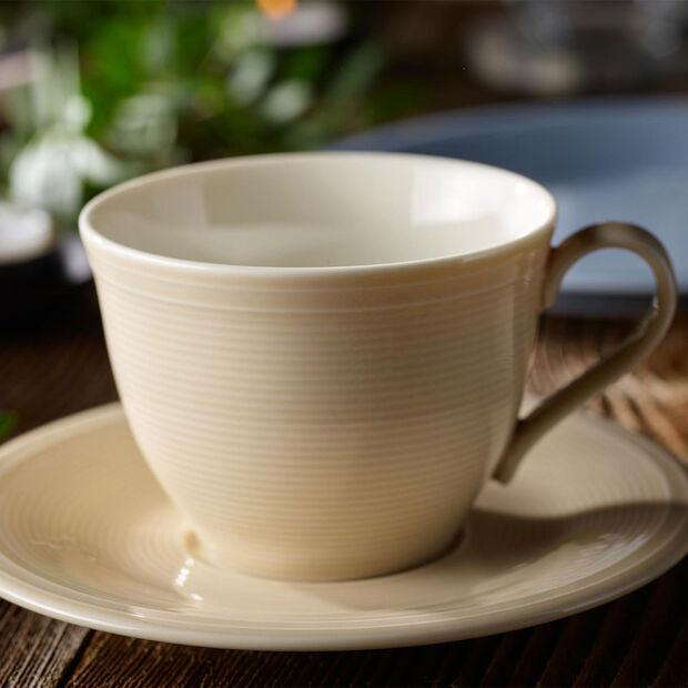Color Loop Sand Coffee cup 12x9x7cm, , large