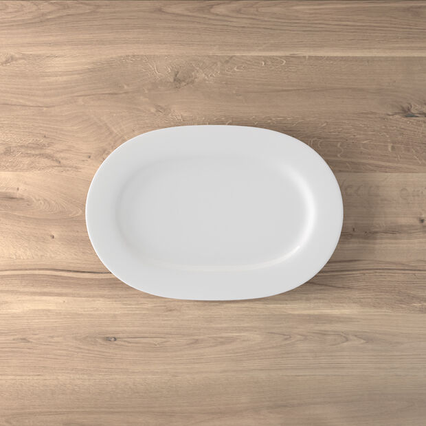 Royal oval plate 34 cm, , large