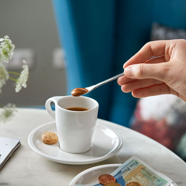 Coffee Passion Espresso spoon set 4 pcs, , large