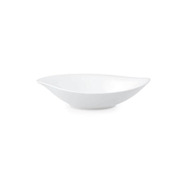 New Cottage Special Serve Salad deep bowl 21 x 18 cm, , large