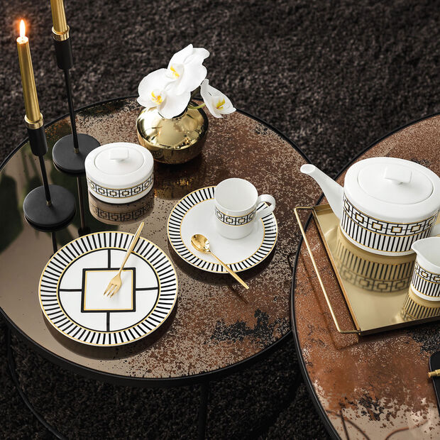 MetroChic Saucer coffee/tea cup, , large