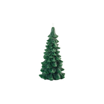 Winter Collage Accessoires Candle fir tree M 17,5cm