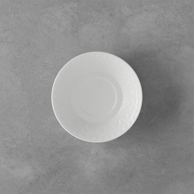 Cellini mocha/espresso cup saucer, , large