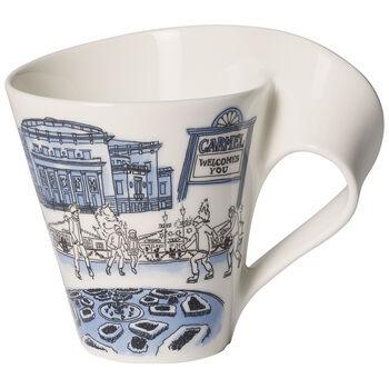 Cities of the World Mug Carmel Indiana