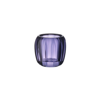 Coloured DeLight small tea light holder Gentle Lilac