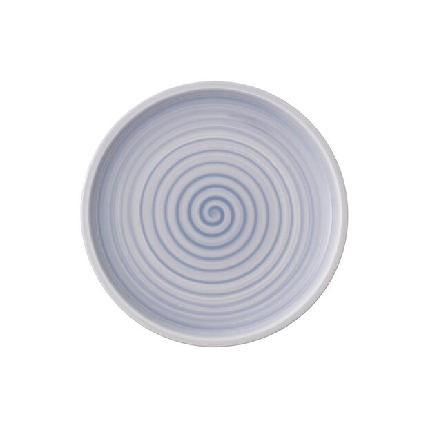 Artesano Nature Bleu breakfast plate, , large