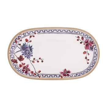 Artesano Provençal Lavender oval fish plate 43 x 30 cm